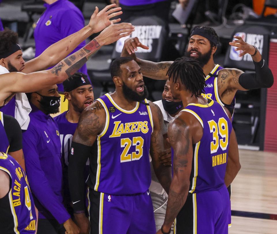 Finales de la NBA 2020: Lakers vs Heat dónde, hora y cómo ver la final - Otros Deportes - Deportes