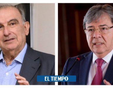 Humberto de la Calle a Carlos Holmes Trujillo - Partidos Políticos - Política