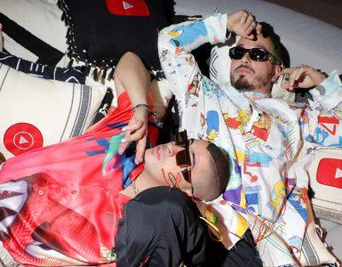 J Balvin y Bad Bunny lideran nominaciones