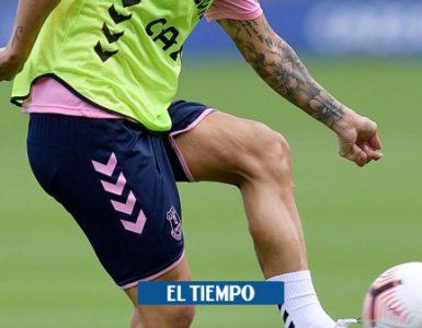 James Rodríguez: el hincha que le regaló una botella de vino se tatuó su imagen - Fútbol Internacional - Deportes