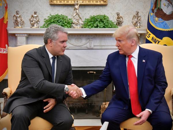 La relación de Colombia con EE.UU. en épocas de campaña presidencial | Economía