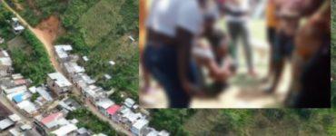 Líderes denuncian nueva masacre en una vereda del Cauca este domingo, atacaron con granada
