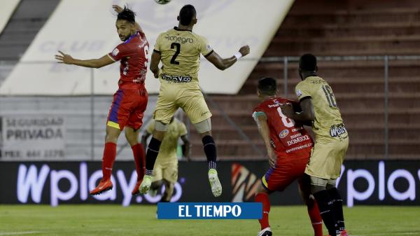 Liga Betplay: tabla de posiciones tras la décima fecha - Fútbol Colombiano - Deportes