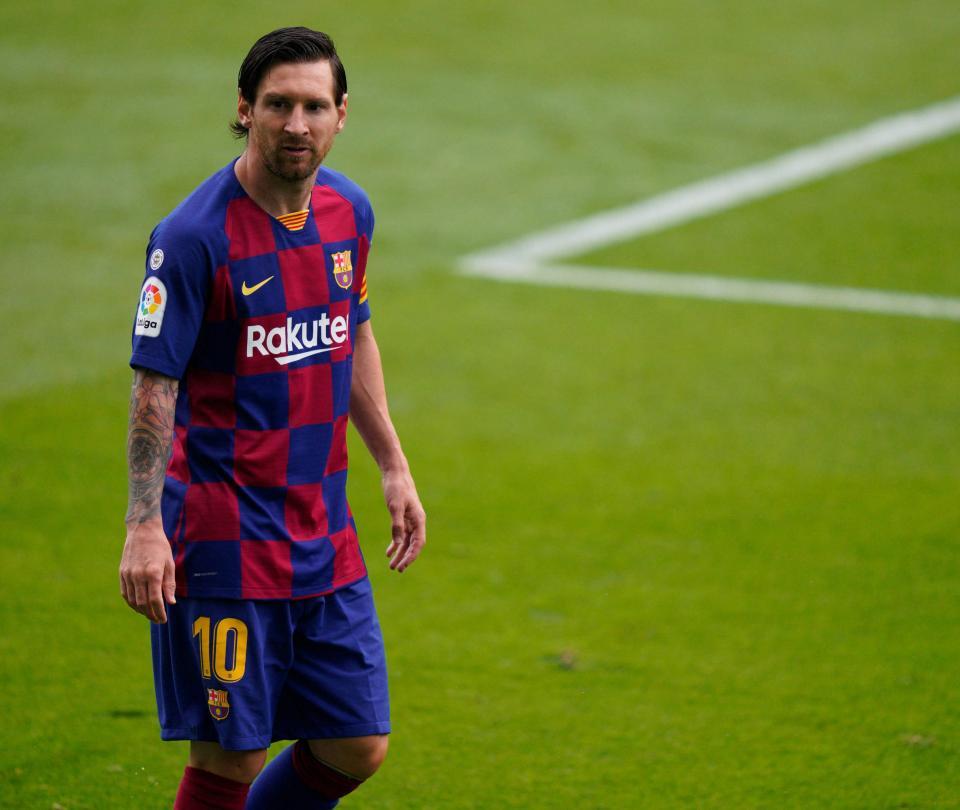 Lionel Messi: es oficial, el argentino se queda en el Barcelona - Fútbol Internacional - Deportes