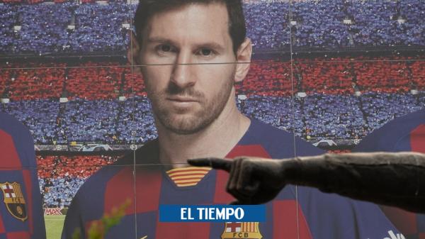 Lionel Messi podría quedarse en Barcelona según prensa en Argentina - Fútbol Internacional - Deportes