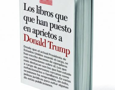 Los libros que han puesto en aprietos a Donald Trump