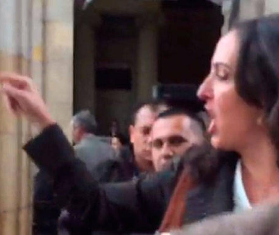 María Fernanda Cabal pretende influir en elecciones en EE UU, según WLRN. - Partidos Políticos - Política