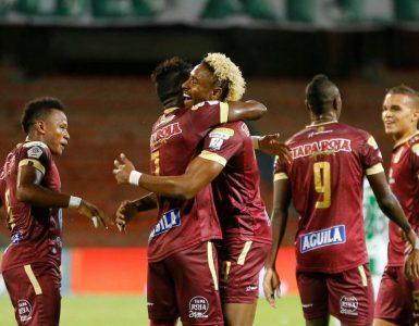 Nacional vs Tolima: resultado VIDEO GRATIS de goles y detalles del partido Liga Betplay 2020 | Futbol Colombiano | Liga BetPlay