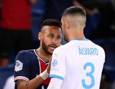 Neymar y Álvaro se quedan finalmente sin sanción tras acusaciones de racismo en Francia
