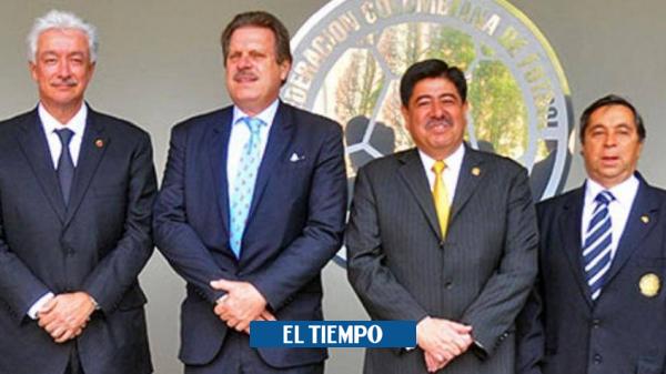 Nuevo integrante en la comisión disciplinaria de la FCF que investiga al comité ejecutivo - Fútbol Colombiano - Deportes
