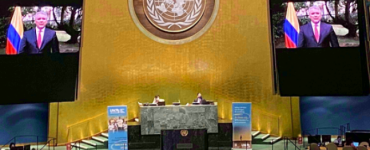 ONU celebró 75 años con llamado a trabajo conjunto