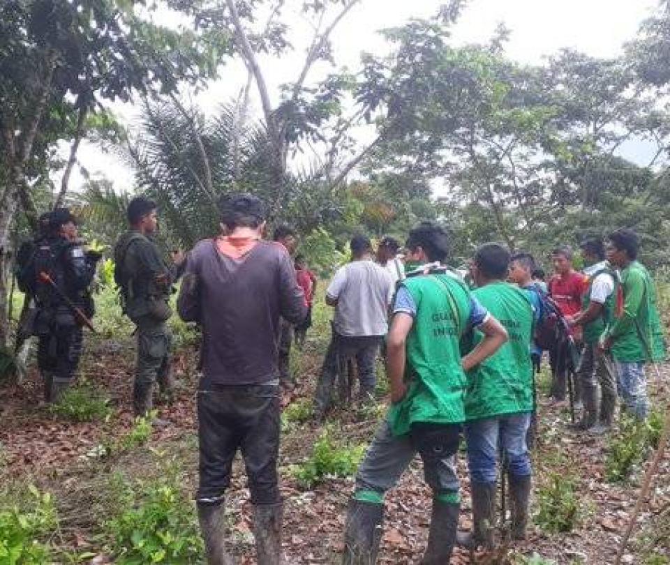 Organización indígena no ha logrado ingresar a resguardo para verificar hechos violentosVIOLENCIA - Cali - Colombia