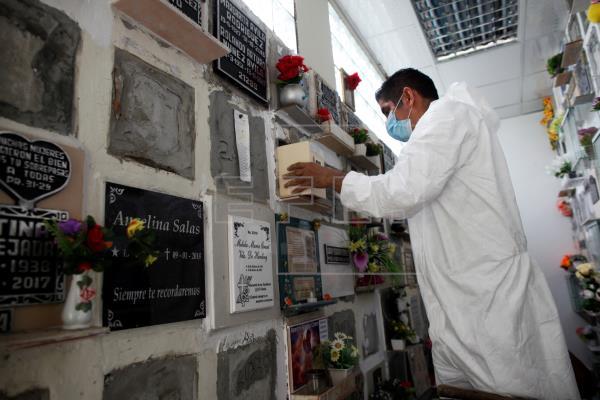 Panamá acumula 110.555 casos de la COVID-19 y 2.340 fallecimientos