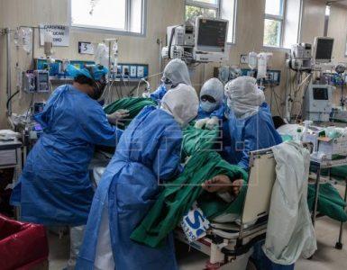 Perú suma 782.695 casos de la COVID-19 y ensaya con plasma convaleciente