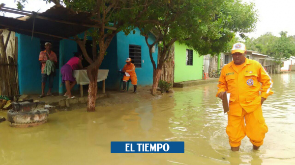 Plan de contingencia para enfrentar el fenómeno de la Niña en Colombia - Sectores - Economía