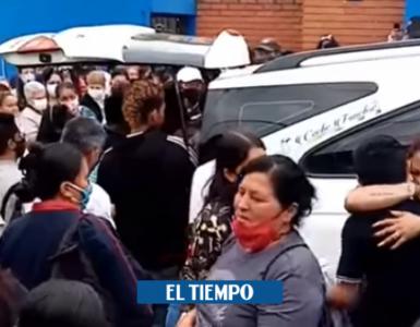 Plantón para que no quede impune asesinato de dos hermanas en el Valle - Cali - Colombia