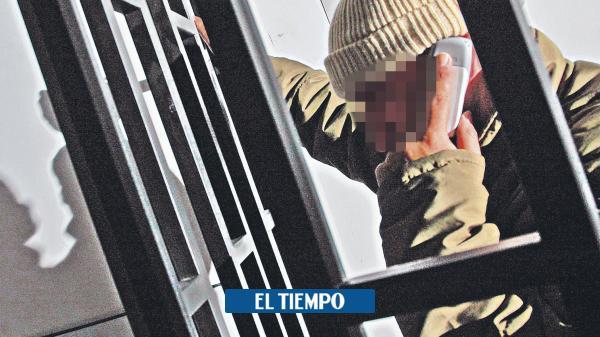 Por extorsión capturan a 3 compañeros de trabajo de vigilante en Cali - Cali - Colombia