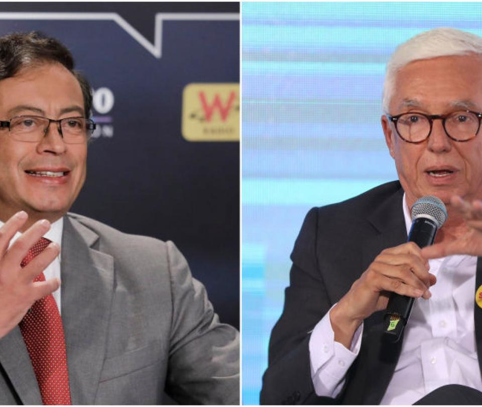 Por qué Petro y Robledo coindicen en pedir la renuncia del Ministro de Defensa - Congreso - Política