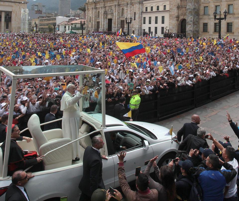 Preocupación en Comunidad de Sant'Egidio por violencia en Colombia - Proceso de Paz - Política