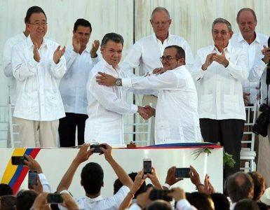 Proceso de paz con las Farc: corte de cuentas a los cuatro años - Proceso de Paz - Política