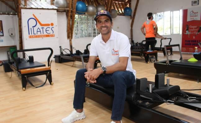 """""""Quiero apoyar el talento colombiano"""": Orlando Duque"""