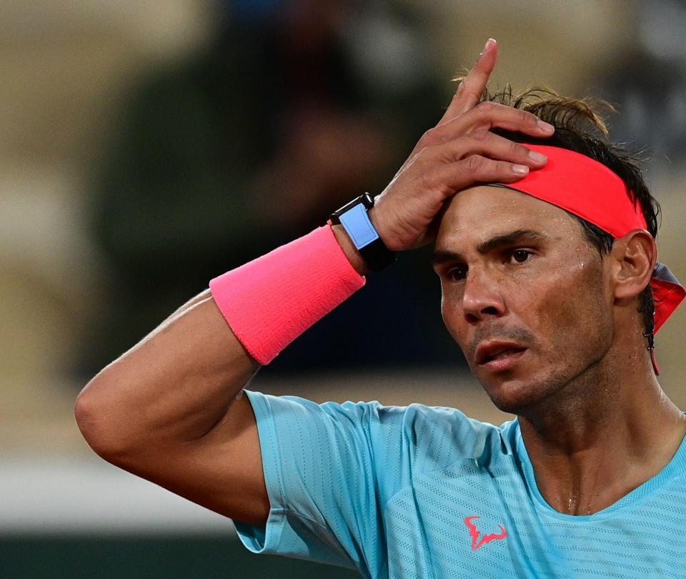 Rafael Nadal avanzó en el Roland Garros 2020 - Tenis - Deportes