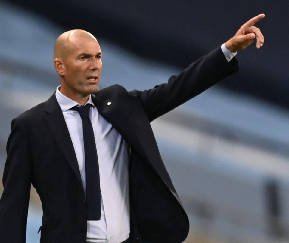 Real Madrid: el reto de Zinedine Zidane en un equipo sin fichajes - Fútbol Internacional - Deportes