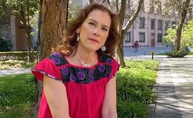 Beatriz Gutiérrez Müller señaló que las disculpas del académico que se burló de la senadora Citlali Hernández no bastan (IG: beatrizgutierrezmuller)