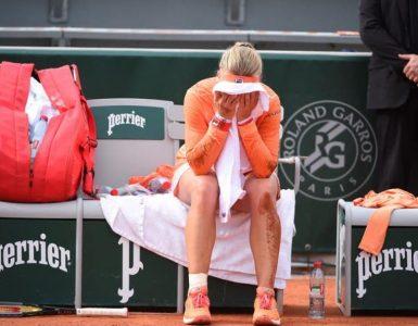 Roland Garros 2020: Entrevista Kiki Bertens que salió en silla de ruedas - Tenis - Deportes