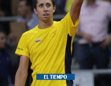 Roland Garros: Daniel Galán venció a Cameron Norrie en primera ronda - Tenis - Deportes
