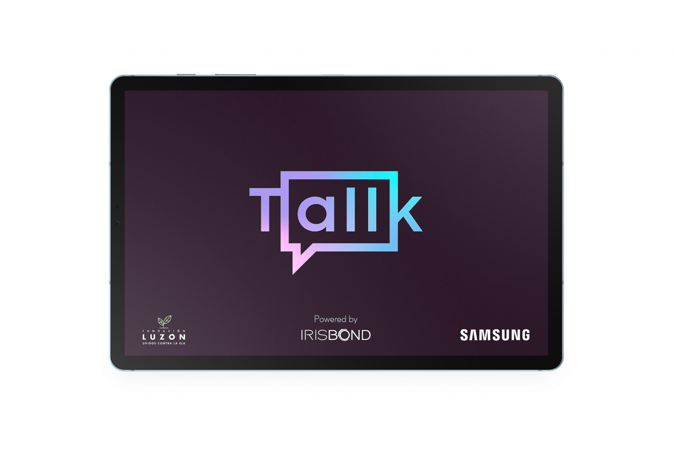 """Samsung presenta una tecnología que permite """"hablar"""" a través de la mirada a los enfermos de ELA – Samsung Newsroom España"""