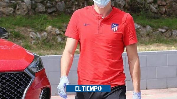 Santiago Arias nuevo jugador del Bayer Leverkusen deja el Atlético de Madrid - Fútbol Internacional - Deportes