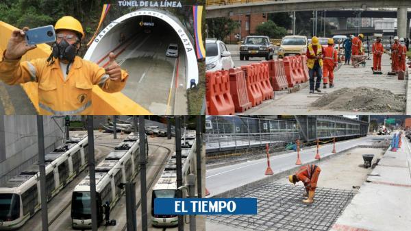Túnel de La Línea: esta y otras obras demoradas en Colombia - Gobierno - Política