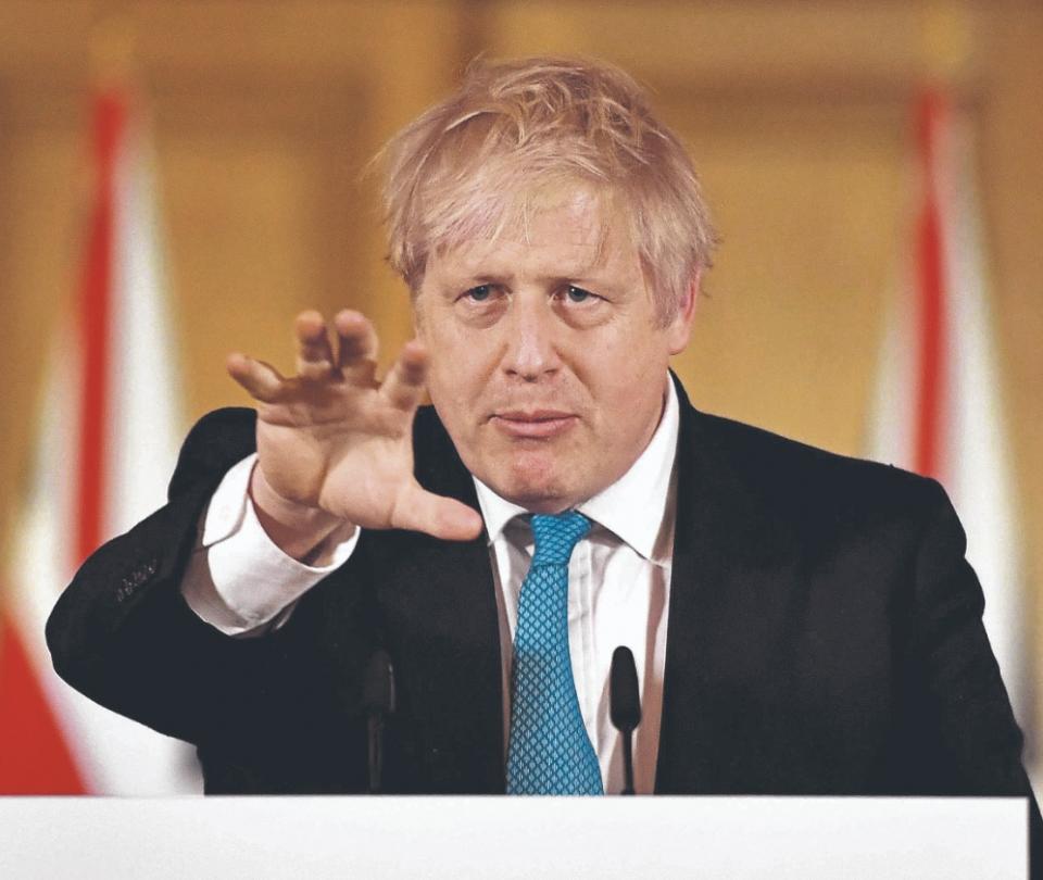 Tensión entre Londres y la UE por sus planes para modificar el Brexit | Economía