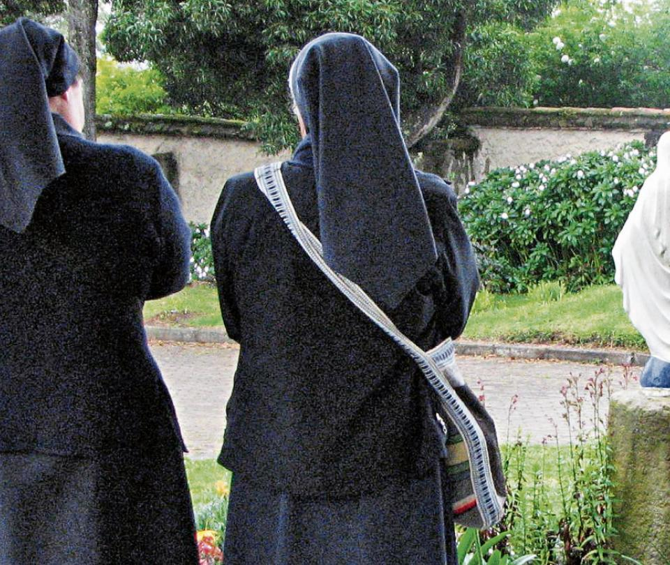 Tik Tok: Joven monja argentina es furor en esa red social - Entretenimiento - Cultura