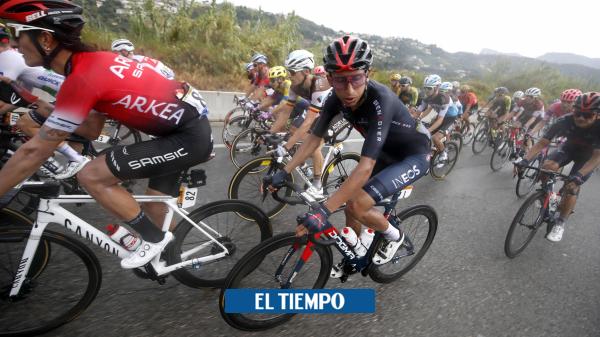 Tour de Francia 2020: Habla Egan Bernal de la Etapa 4 y su dolor de espalda - Ciclismo - Deportes