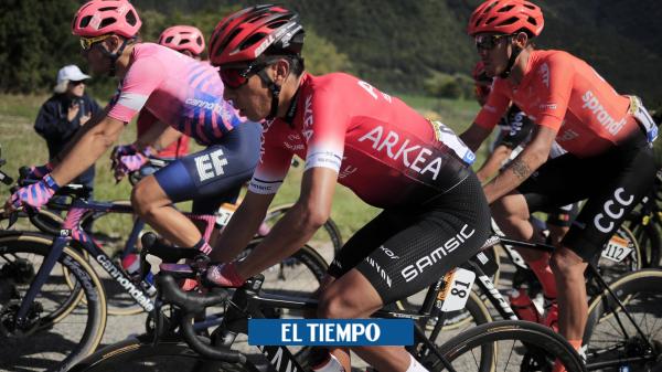 Tour de Francia 2020: Nairo Quintana habla sobre la etapa ocho - Ciclismo - Deportes