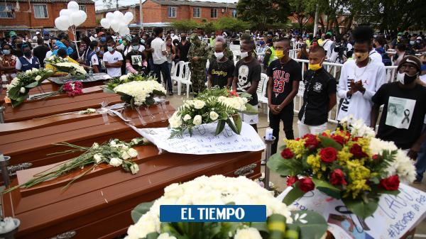 Tras masacre de menores en Cali estaría 'empresa' relacionada con disidentes - Cali - Colombia