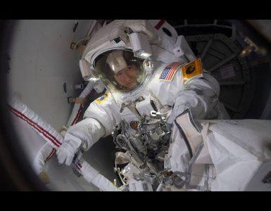 Una tecnologa espaola viaja al espacio para generar agua a partir de orina