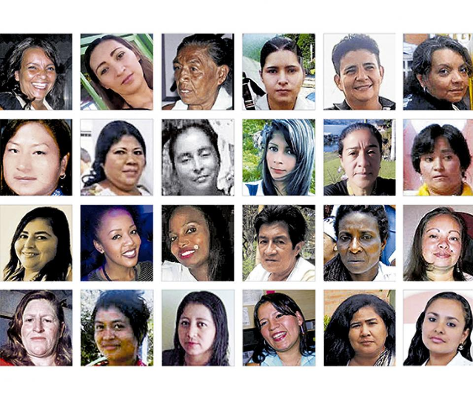 Van más de 80 lideresas asesinadas en Colombia en siete años - Proceso de Paz - Política