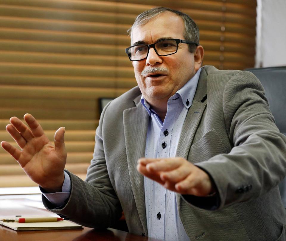 Votantes del 'sí' exigen a Timochenko decir la verdad - Proceso de Paz - Política