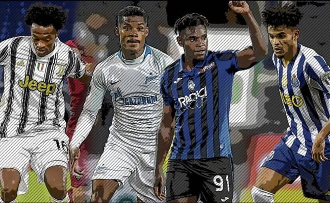 ¡De nuevo en escena! La Liga de Campeones regresa con protagonismo de los colombianos
