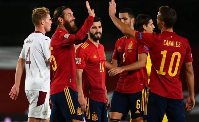 ¡Líder! España está imparable en la Liga de Naciones; Alemania, al acecho