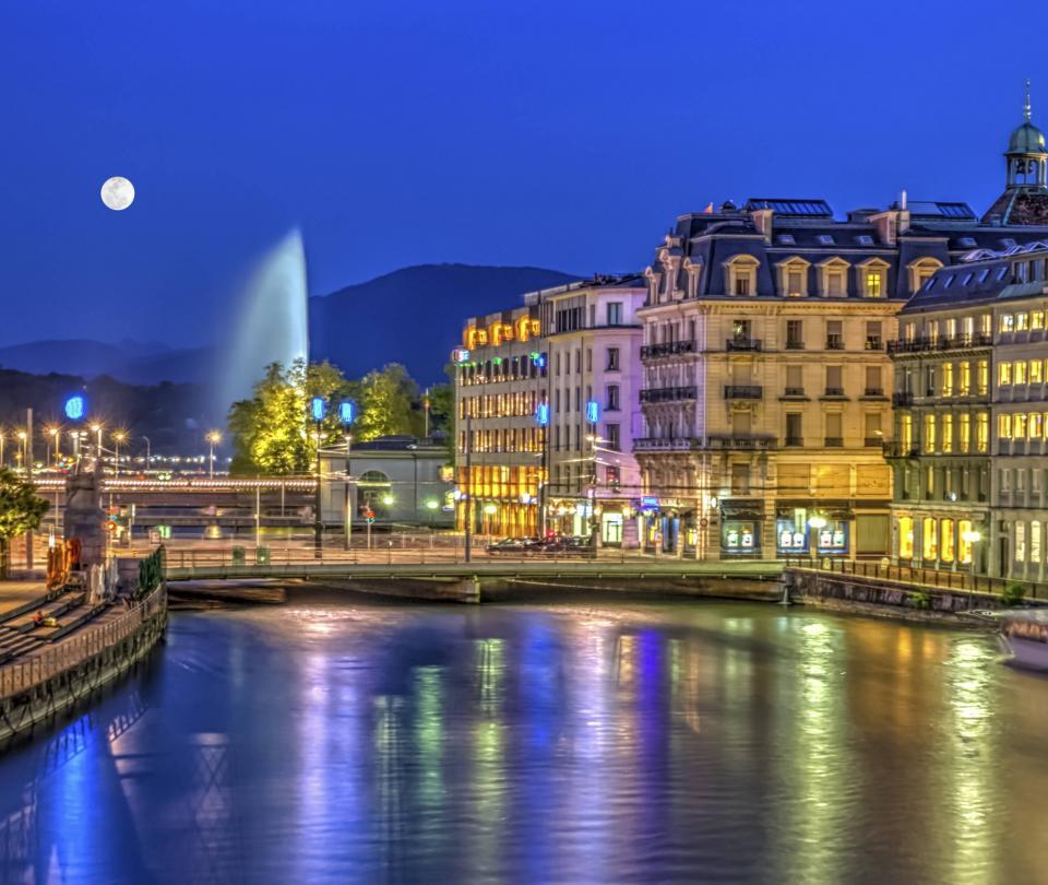¿Cuánto es el salario mínimo más alto del mundo y para que alcanza?|Ginebra, Suiza - Sector Financiero - Economía