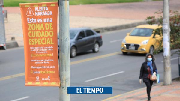 ¿Es posible una segunda cuarentena general en Colombia en diciembre? - Salud