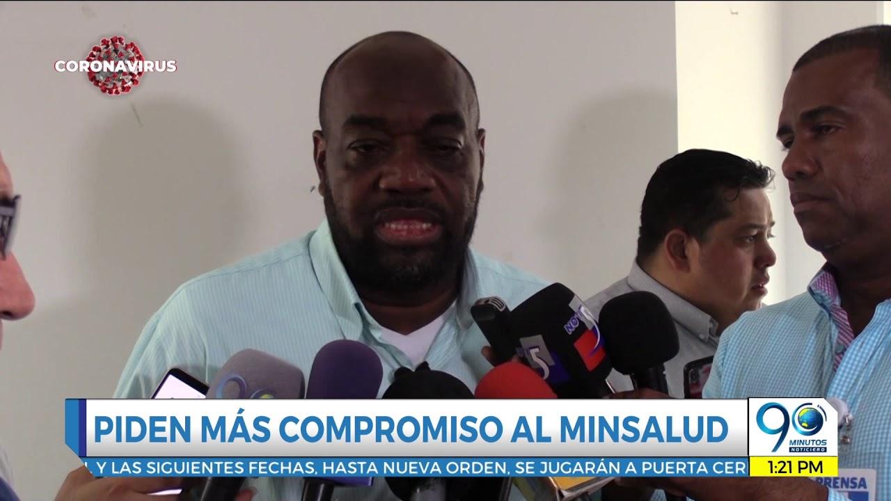 Marzo 12 2020 - Buenaventura se prepara para enfrentar el Coronavirus | Noticias de Buenaventura, Colombia y el Mundo