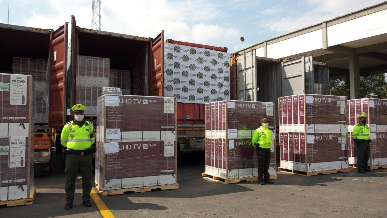 Recuperan 5 contenedores robados en Buenaventura | Noticias de Buenaventura, Colombia y el Mundo