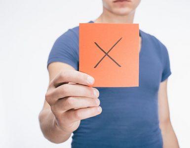 3 errores que cometen los emprendedores cuando la gente les dice que no
