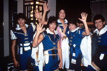 La boy band boricua surgió en 1977 y se mantuvo con el mismo nombre hasta 1997, cuando cambió a MDO (Foto: Shutterstock)
