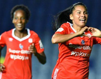 América venció al Cali en el clásico y es colíder de su grupo en Liga Femenina | Futbol Colombiano | Fútbol Femenino